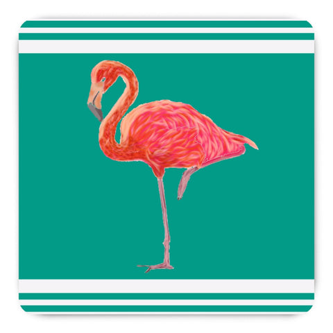 Flamingo Coastal Collection Magnets