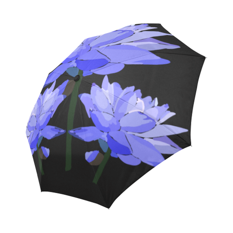 Floral Design by Hxlxynxchxle Auto-Foldable Umbrella