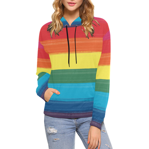 LGBTQ+ Pride Flags Hoodies-7 to Choose from