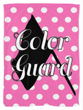 Color Guard Fleece Blanket