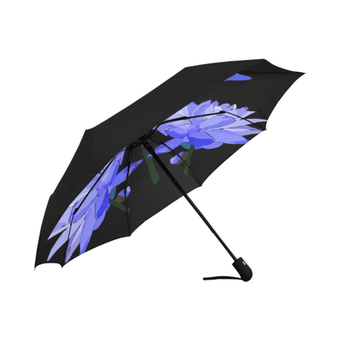 Floral Bunches by Hxlxynxchxle Anti-UV Auto-Foldable Umbrella (Underside Printing)