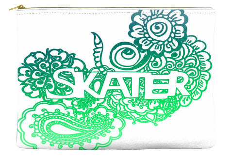 Skater Doodle Accessory Bags
