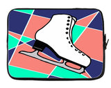 Abstract Skate Laptop Sleeve