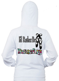 I'd Rather Be Dancing Zip Hoodie