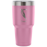 Cheer Coach Tumbler - Makes the Perfect Gift for Coaches