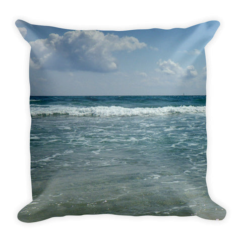Picture Perfect Coastal Pillow