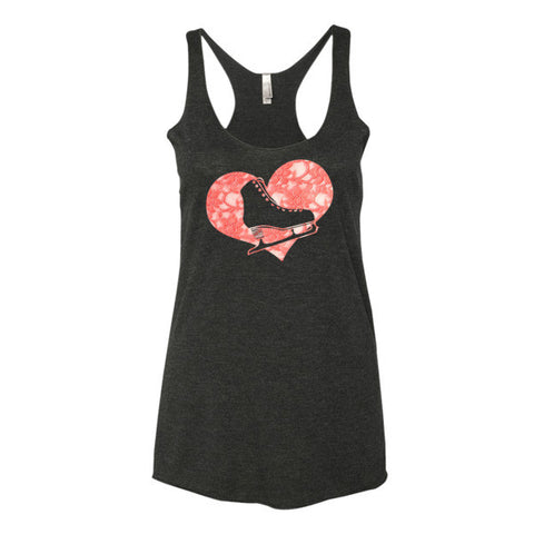 For the Love of Skating- Women's tank top