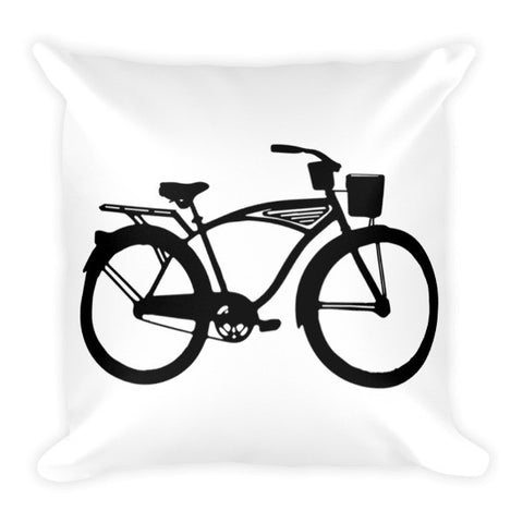 Men's Beach Cruiser Bicycle Pillow