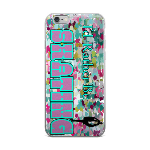 Figure Skating Phone Case   -Price includes Shipping