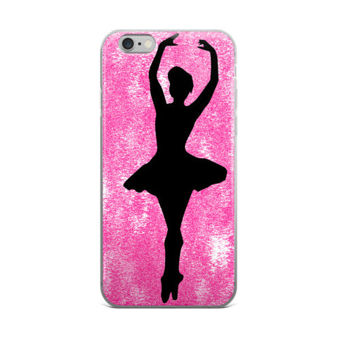 Dancer Silhouette Phone case