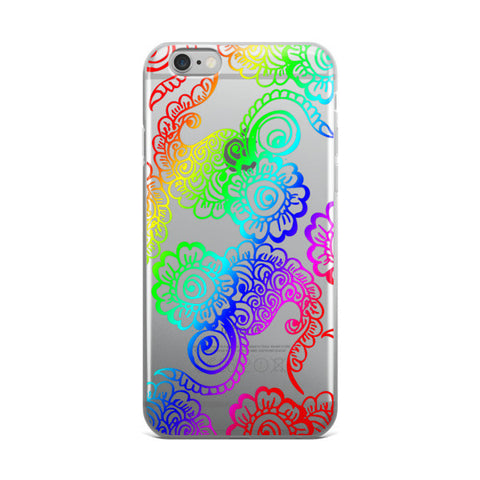 Paisley Phone case -Includes Shipping