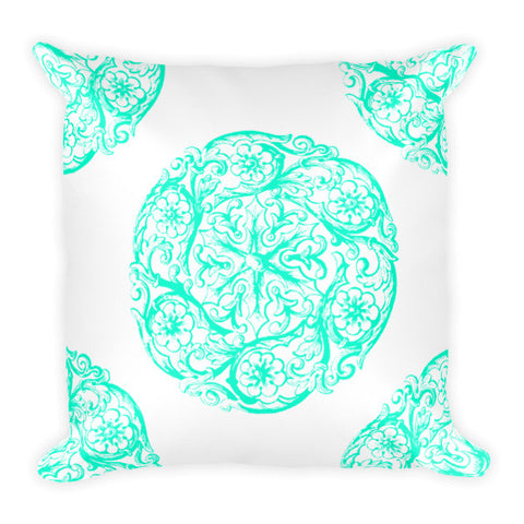 Ornamental Design Pillow