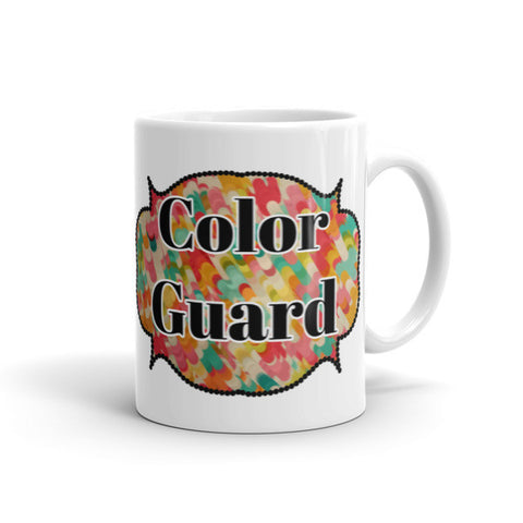 Color Guard Coffee Cups