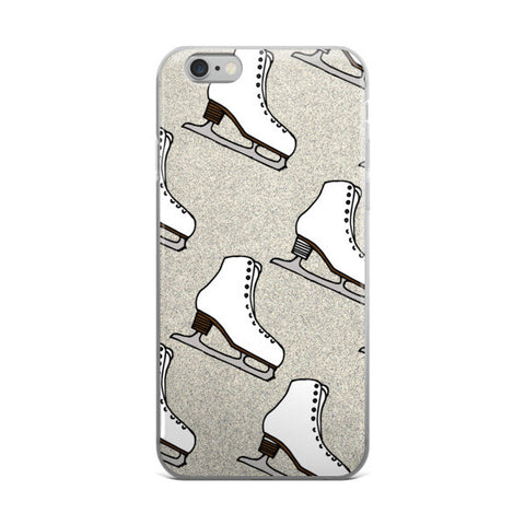 Figure Skating iPhone case