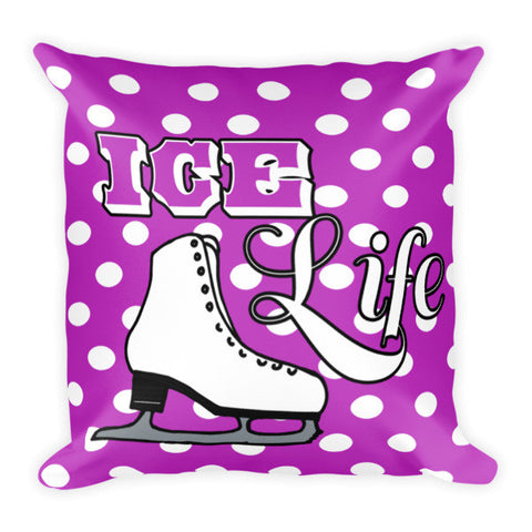 Ice Life Skating Pillow