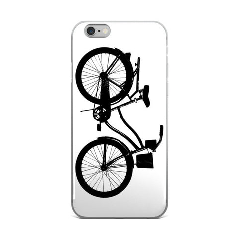 Women's Cruiser Bicycle Phone case