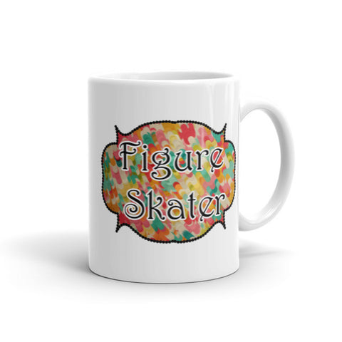 Figure Skating Coffee Cups