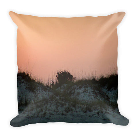 Sunrise Over the Dunes- Pillow