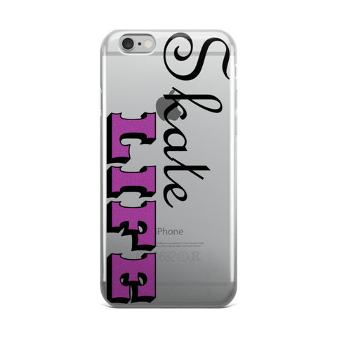 Skate Life -Phone Case Price Includes Shipping
