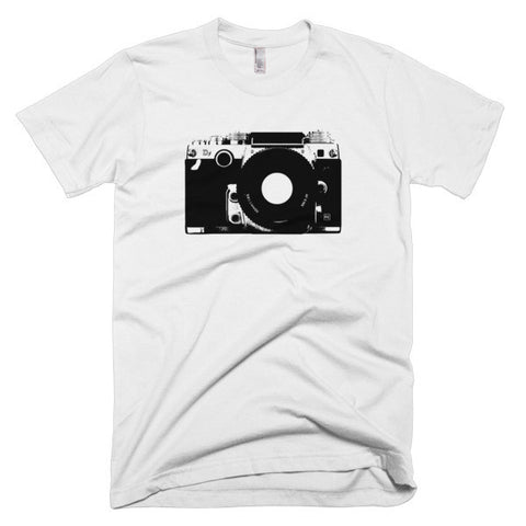 Vintage Camera Short Sleeve Men's T-shirt