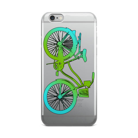 Women's Cruiser Bicycle Phone case -Price Includes Shipping