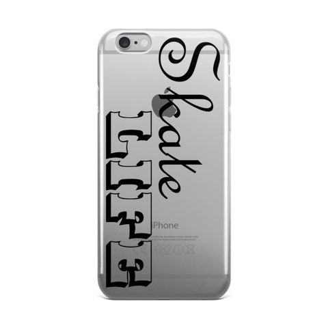 Skate Life Phone Case Price Includes Shipping