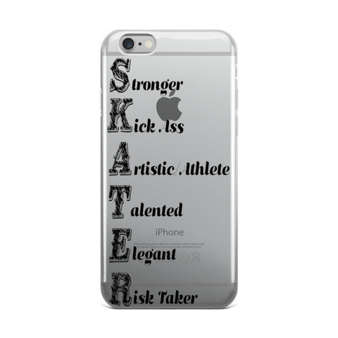 Figure Skating Phone Case-Price includes Shipping