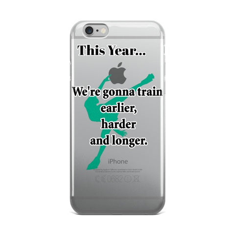 Figure Skating-This Year Quote-Phone Case