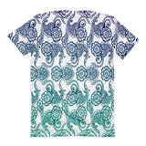 Paisley Ombre Women's Sublimation T-shirt