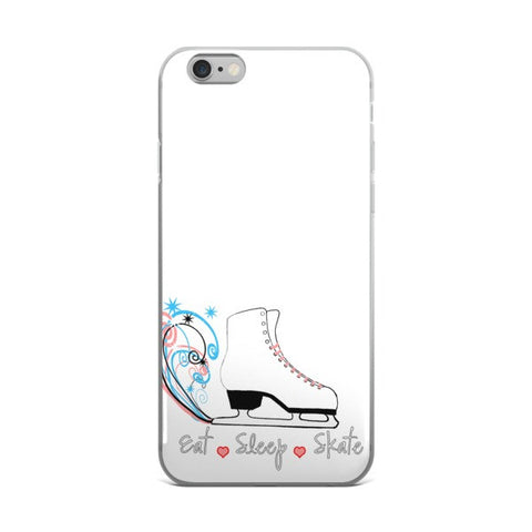 Eat.Sleep.Skate Figure Skating Phone Case