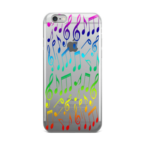 Music Note iPhone Cases -Price includes Shipping