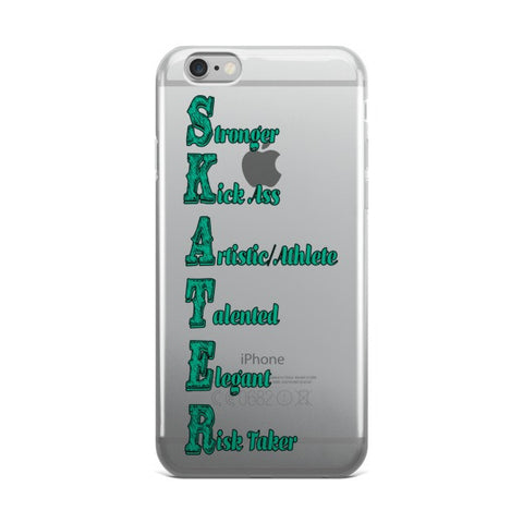 Figure Skating Phone Case