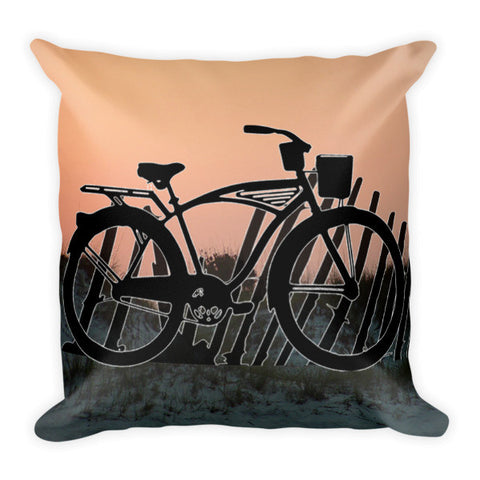 Cruiser Beach Pillow