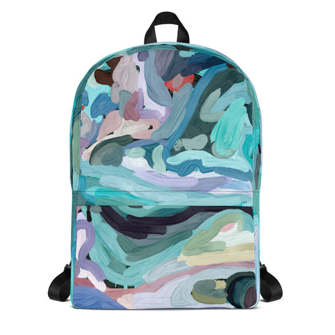 Abstract  Painter Design by Hxlxynxchxle All-Over Print Backpack