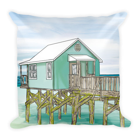 Tranquil Paradise  Pillow