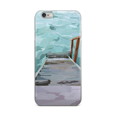 Tranquil Waters iPhone case -Price Includes Shipping