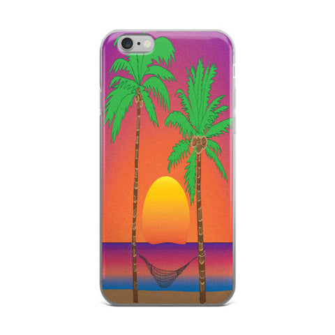 Sunset over Paradise Phone Case -Price Includes Shipping