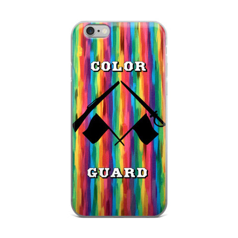 Color Guard Phone  Case-Includes Shipping