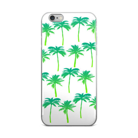 All Over Palm Tree Phone case