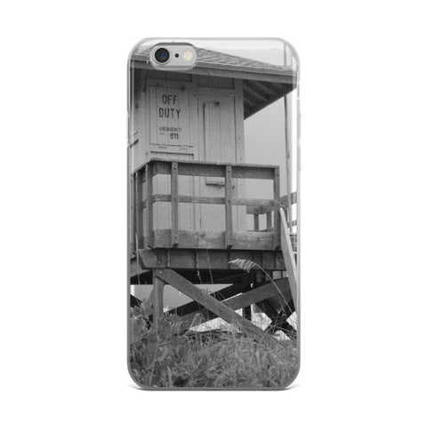Life Guard Stand Phone Case-Price includes Shipping