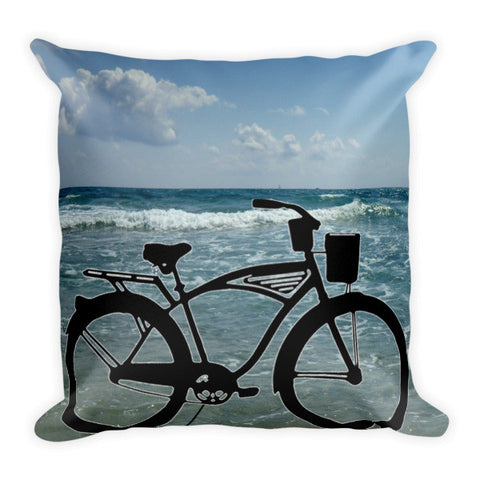 Beach Cruiser Pillow