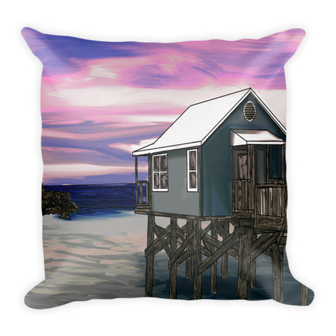 Moonlight Paradise Pillow