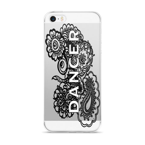 Dancer Zen Tangle Phone case