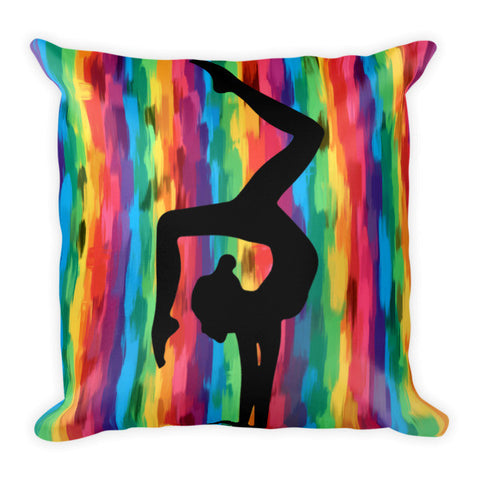 Dance Theme Pillow
