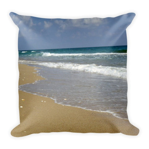 Shoreline View-Pillow
