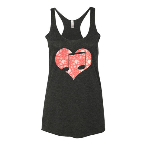 For the Love of Music Women's tank top