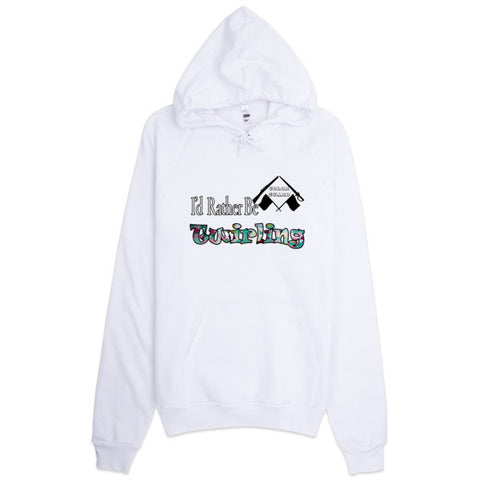 I'd Rather Be Twirling -Women's  Hoodie