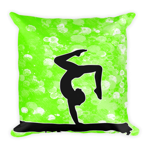 Gymnastics Beam Pillow
