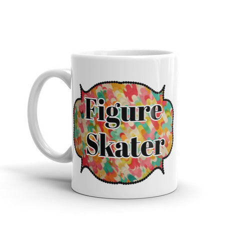 Figure Skater Coffee Cups
