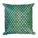 Let's Be Mermaids Pillow